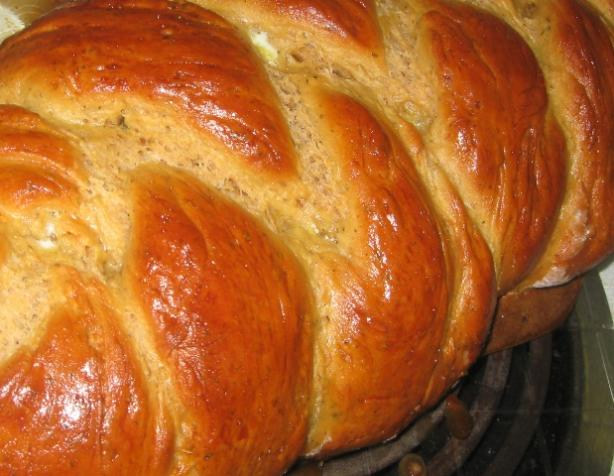 Taste of Louisiana Spiced Bread Braid