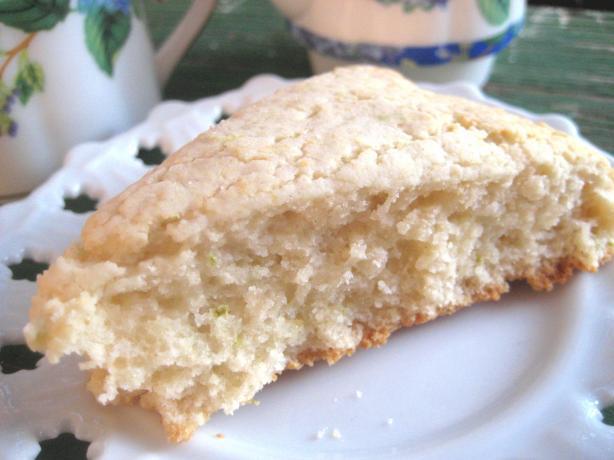 Creamy Buttermilk Scones