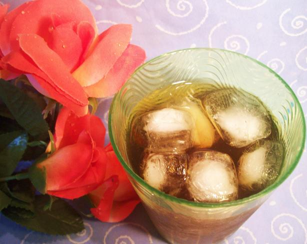 Apple Spiced Honey Iced Tea