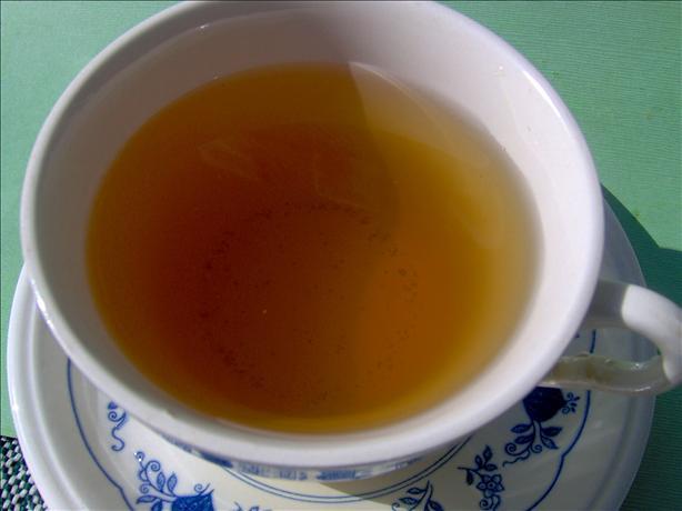 Wild Peppermint Tea