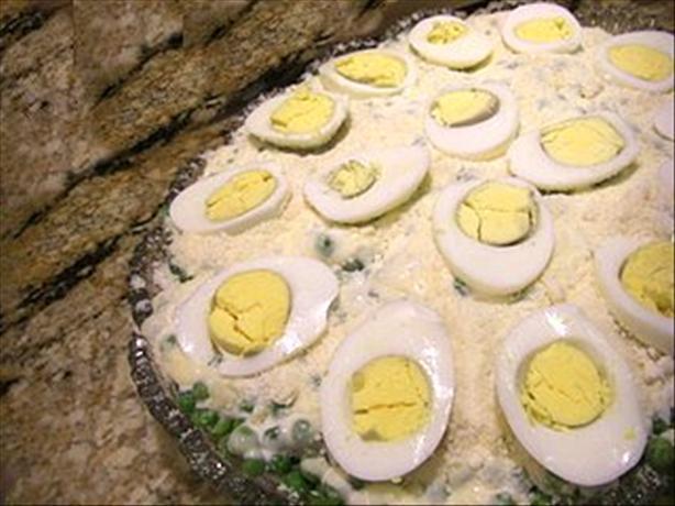 Eloise's Make Ahead Salad