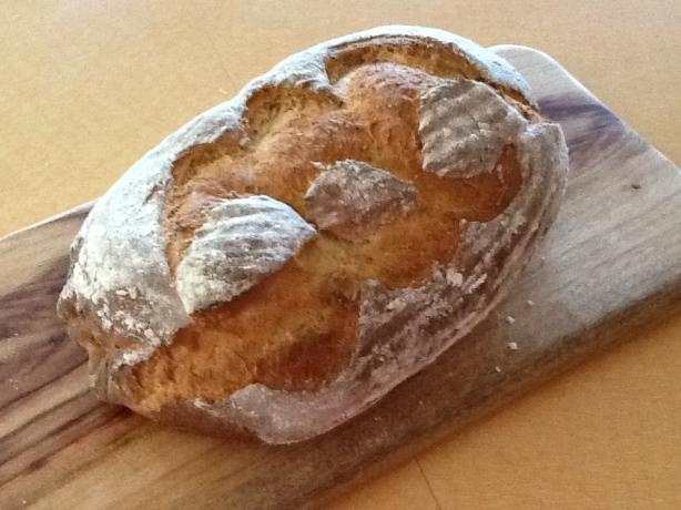 Greek Yogurt Bread