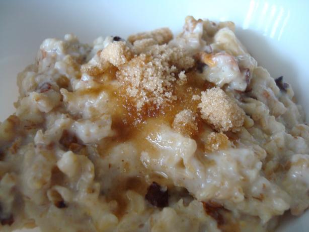Wee Bear's Special Porridge
