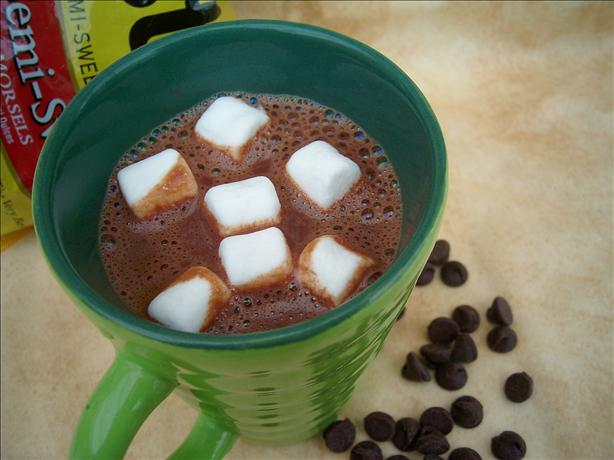 Spanish Thick Hot Chocolate