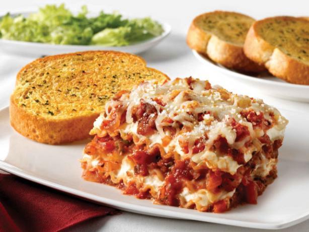 Sausage & Peppers Lasagna