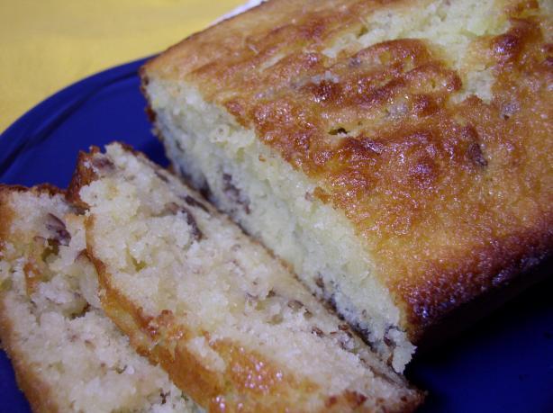 Williams Sonoma's Lemon Bread