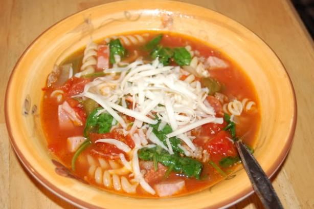 Italian Sub Stoup - Rachael Ray