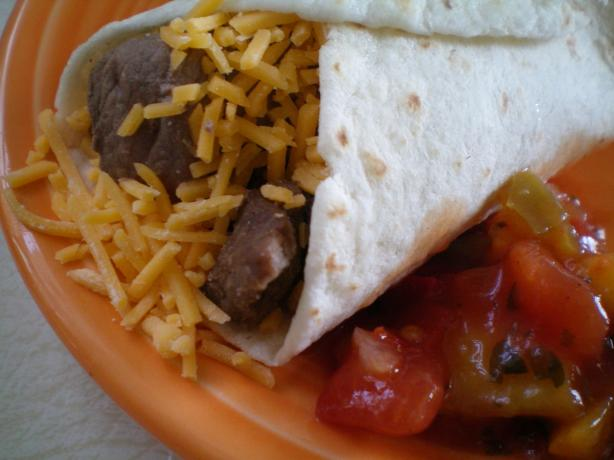 Jeanne's Steak Fajitas With Special Marinade
