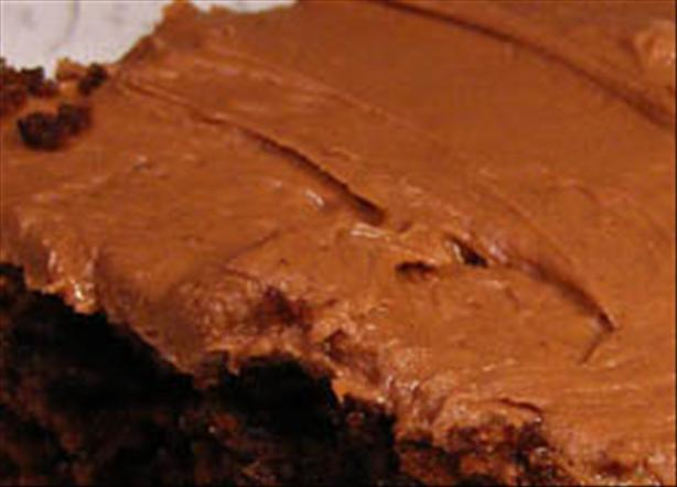 Simple Chocolate Frosting