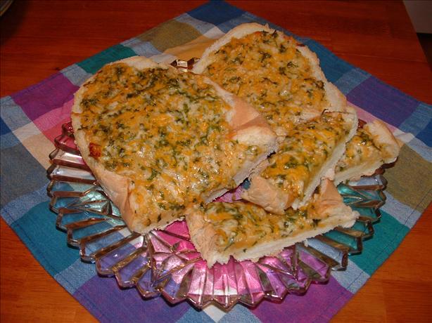 Cheddar Cheese Herb Bread