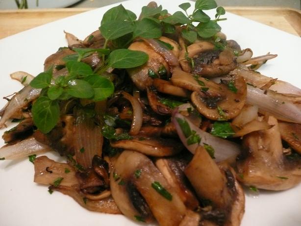 Dancing Mushrooms