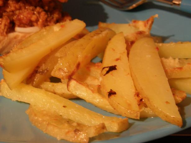 Unfried French Fries