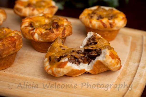 BBQ Muffin Cups