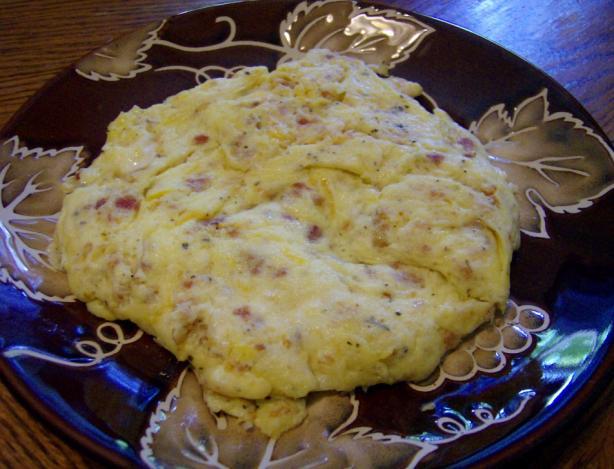 Italian Eggs With Bacon