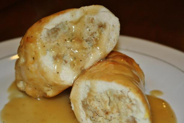 Simply Elegant Stuffed Chicken Breast #5FIX