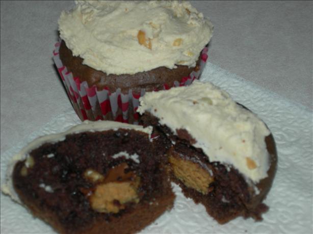 Peanut Butter Mini Cakes
