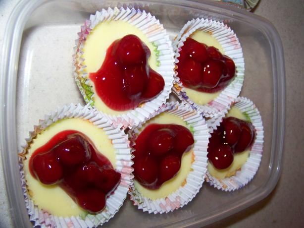 Cherry Lemon Tarts