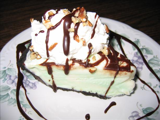 Ice Cream Sundae Pie