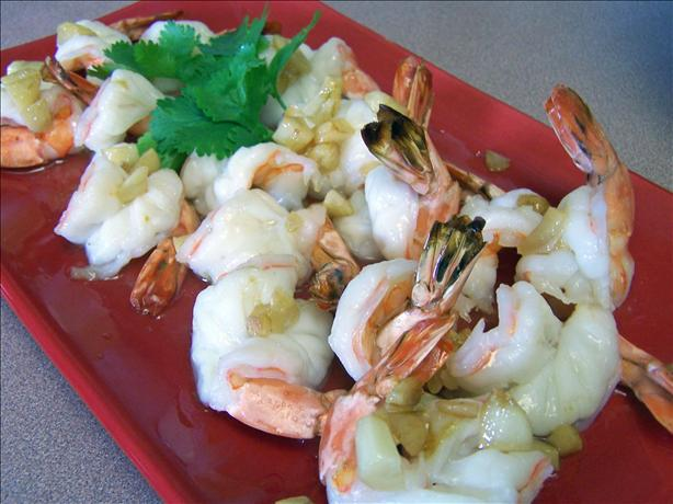Shrimp Mojo a Ajo
