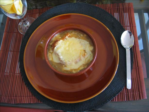 Three Onion Soup