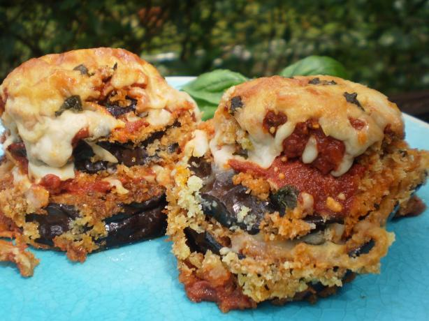 Eggplant Parmigiana (Hands Down the BEST) You'll See!