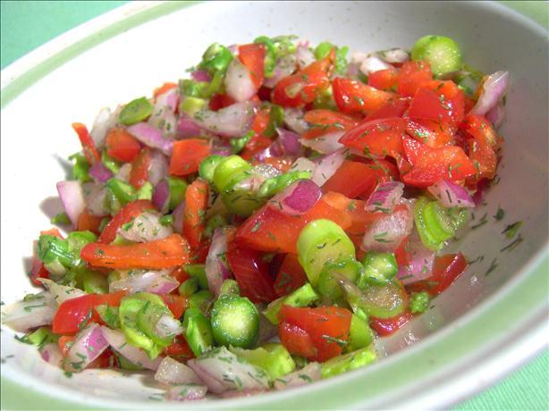 Asparagus Garden Salsa