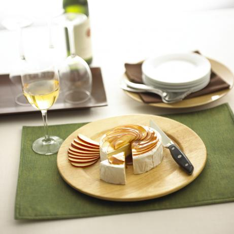 Alouette® Caramel Apple Brie Recipe
