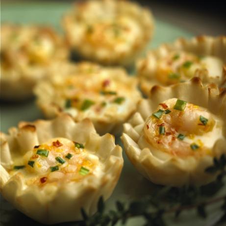 Alouette® Crème De Brie® Shrimp Cups
