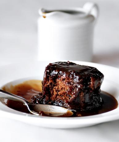 Eliza's Sticky Toffee Pudding