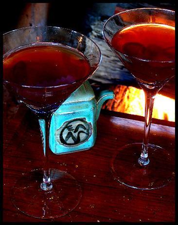 Sake' Martini