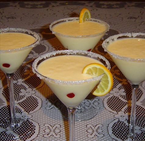 Creamy Nonalcoholic Margaritas
