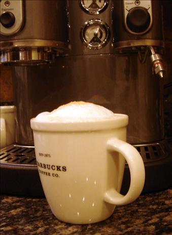 Hazelnut Creme Caramel Latte
