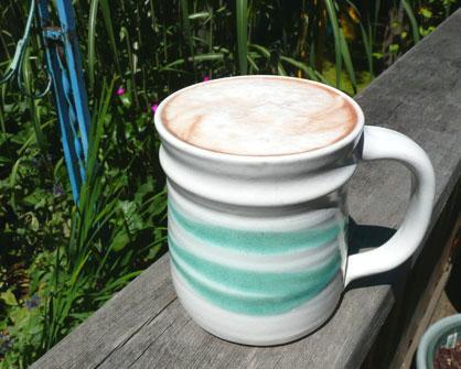 Coco Caramel Latte