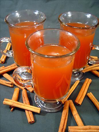 Spiced Cran-Apple Cider