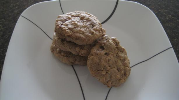 The Heart Healthiest Chocolate Chip Cookies