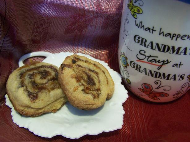 Date Pin Cookies