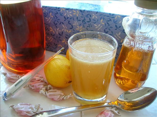 Cold, Cough, Hot shot remedy