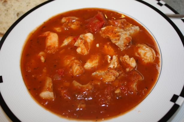 Wonderful Seafood Stew