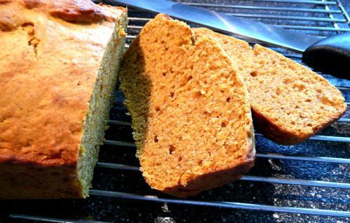 Pan Dulce De Calabaza - Sweet Pumpkin Bread