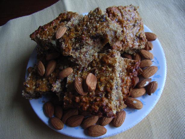 Honey-Nut Bars