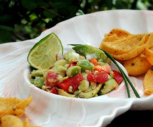 Cajun Guacamole