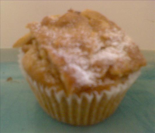 Streusel Honey Nut Cupcakes