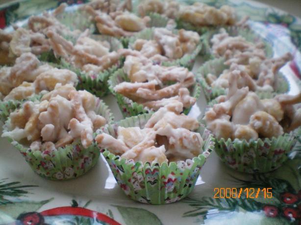 Cashew Haystacks Candy
