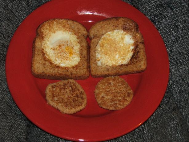 Bull's Eye Breakfast