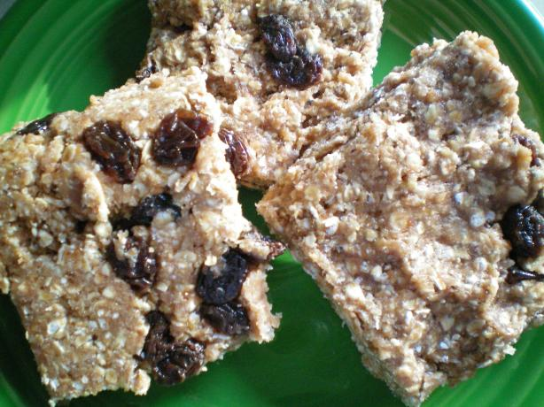 No-Cook Protein Bars