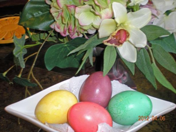 German Easter Eggs (Ostereier)