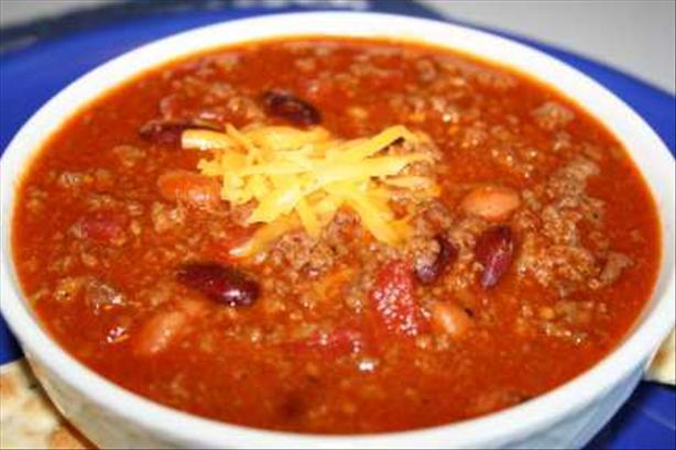 Dave's Chili