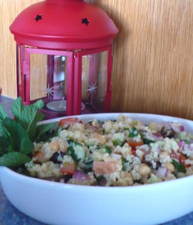 Casbah CousCous Salad