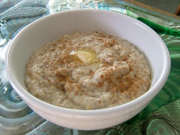 Scotch Oatmeal
