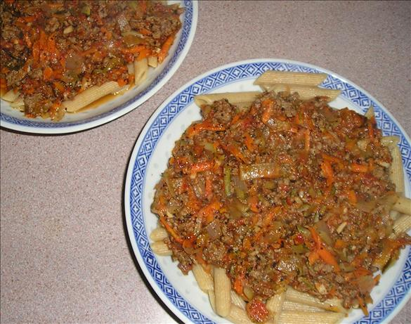 Homestyle Pasta Sauce